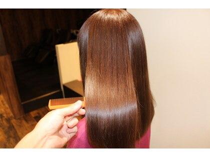 ヘアーデザインガーデニア(hair design Gardenia)の写真