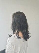 サラ ビューティー サイト 古賀店(SARA Beauty Sight)グレージュパープル