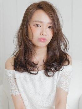 モモヘアーサロン(momo hair salon)の写真/【ゆるふわパーマ】で愛されヘアを実現☆雰囲気を変えて気分転換を♪ダメージレスにイメージチェンジ★