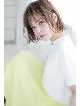 レガ(hair salon Lega)Lega☆外ハネ☆ヌーディーボブ☆
