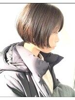 モッズヘア 仙台PARCO店(mod's hair)【奥山】ミニマムなショートボブ♪