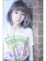 アリス ヘア デザイン(Alice Hair Design)Alice☆ブルーベリーバイオレット
