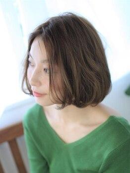 """シグネット 与野店(signet)の写真/""""髪質改善専門店""""による、本来のツヤを引き出す髪のエステ♪今までにない極上の手触り、指通りを叶えます◎"""
