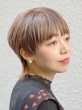 パレット 町田店(PALETTE)丸みショート ☆マッシュウルフ☆