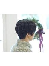 ブーケブラン(BOUQUET BLANC hair&gallery)ショート