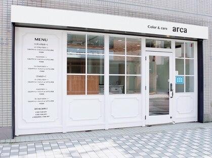 Color&care arca【カラーアンドケアアルカ】