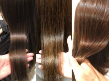 シエル ヘアーデザイン(Ciel Hairdesign)の雰囲気(宝塚でシエルしか出来ないヘアケア「ノア」がオススメです☆)