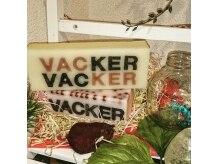 ベイカー(Vacker)の雰囲気(お店の隅々にカワイイ小物がいっぱい★)