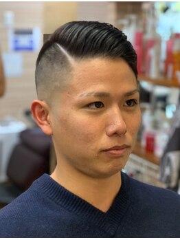 ルショージ(Le,shoji)の写真/【カット+シェービング¥3,200】大人の身だしなみのお手入れはプロにお任せ♪ヘアケアのメニューも充実◎