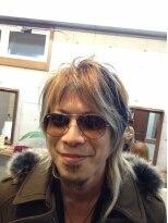 エイエムケイステージ (AMKステージ)KUNIYOSHI.RYOハイトーンアッシュベージュ+これでもかブラック