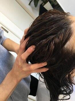 グラン ヘアー(GRAN HAIR)の写真/ゆったりとした癒しの時間を過ごしたい方にオススメ♪リラクゼーション効果が大きくリフレッシュ出来る◎