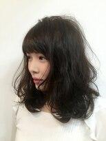 ヘアーサロン セル(Hair Salon CELL)【小顔ミディ】