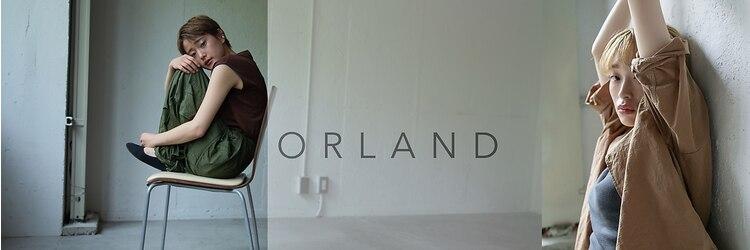 オーランド(ORLAND)のサロンヘッダー