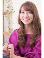 ヘアサロン リコ(hair salon lico)☆スポンテニアスロング☆【hair salon lico】03-5579-9825