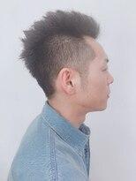 アールピクシー(Hair Work's r.Pixy)夏仕様 ベリーショート