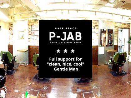 ヘアースペースピージャブ(P JAB)の写真