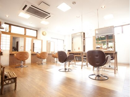 ハッチ ヘアーファクトリー ふじみ野店(hacchi Hair Factory)の写真