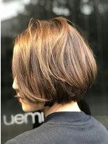 コレット ヘアー 大通(Colette hair)ボブ×ハイライト