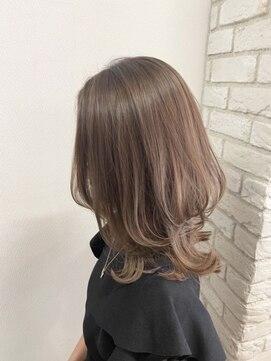 ヘアハウス ルアナ(Hair House Luana by NYNY)ミディレイヤー