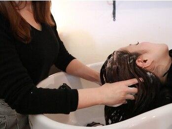 クージー ヘア アイラッシュ(cooosy hair eyelash)の写真/【博多東比恵】人気のクリームスパやオリジナルスパも。要望やお悩みに合わせた頭皮ケア&リフレッシュを♪