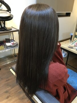 アリシアヘアー(ARISHIA hair)秋のカラーはセピアアッシュ!【ARISHIA hair 那珂】