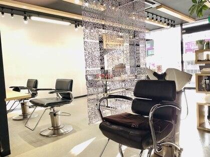 ヘアーラボ ノッシュ 六本松店(Hair Labo Nosh)の写真