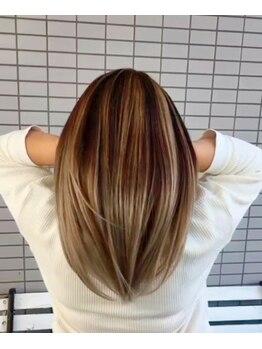 """アゴラアン(agora un)の写真/髪質改善ヘアエステ!感動するツヤ感と潤いに満ち溢れる""""美髪""""が叶います◎"""
