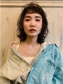 レプリカ(REPLICA +brucke)の写真/褒められショートヘアは【加藤美穂】にお任せ♪サイドシルエットまでこだわり、伸びても美しさをKEEP☆