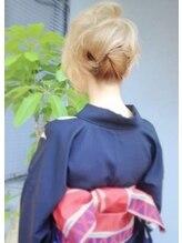 ボイス(Voice)★浴衣着付け&ヘアセット★