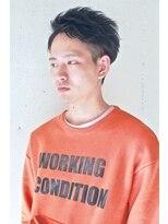 コンビネーション(combination)アップバングパーマスタイル☆黒髪に似合うパーマスタイル☆02