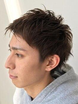 グラン ヘアー(GRAN HAIR)の写真/オシャレメンズで視線集中☆周りと差のつくスタイルであなたらしさを引き出します!
