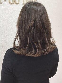 アドゥーヘアー(A do hair)の写真/忙しくてもいつでもキレイでいて欲しいからこそ★じっくり寄り添って、毎日扱いやすいスタイルをご提案♪
