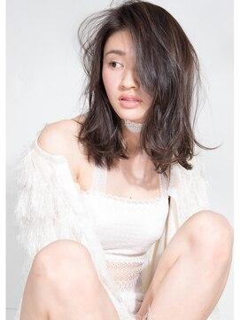 オーガスト ヘア ネイル(AUGUST hair nail)透明感!ラフスタイル 担当 森/モード