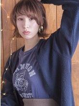 ヘアデザインコレット(hair design collet)☆アウトワンカールボブ【hair design collet】03-6902-1672