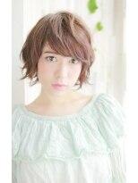 美髪黒髪着物イルミナカラーヘルシーレイヤーデジタルパーマ/057