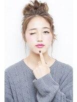 ヘアーリゾート ラヴィニール 新宿東口店(Hair Resort L´avenir)ルーズアップ♪【新宿ヘアセット】