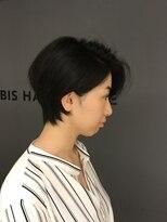 ビスヘアアンドメイク(BIS hair&make)ハンサムショート