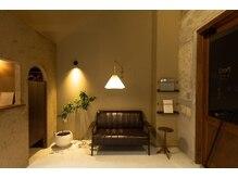 メルシー(Merci atelier salon)の雰囲気(待合室)
