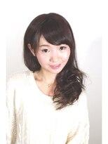 アビリティ ヘアー(ability hair)耳出しゆるふわパーマ by abilityhair