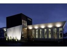 ル クール 宮内店(Le Coeur)の雰囲気(宮内駅も近く、駐車場も50台完備(無料)。)