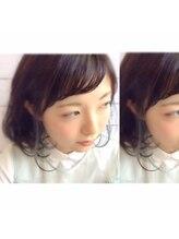ミニム ヘアー(minim hair)2WAY ポイントカラー☆