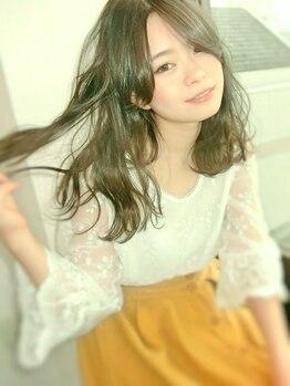 カネコ KANEKO美容室 田中店の写真/【大人気TOKIOトリートメント!】一人ひとりの髪質に合わせた施術でしっかりケア◎よりカラーを楽しめる♪