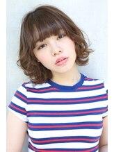 ヘアーメイク リアン 城陽店(Hair Make REAN)エアリーな毛束感でふんわりかわいらしいスタイル