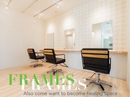 フレイムス ヘアアンドリラックス 吉川店(Frames hair&relax)の写真