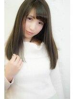 ジュノ(Jeuno)【Jeuno】アッシュ/うるさらストレート