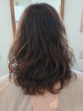 ヘアールームヴァニラ(Hair Room Vanilla)エアリーパーマ