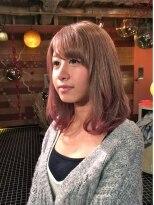 パーマネントガレージ(Parmanent Garage)Sweet Pink☆シャーベット