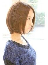 マイア 横浜駅店(hair saloon maia)大人綺麗グラボブ♪