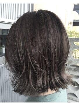 ボブ (Hair salon BOB)人気No1♪王道切りっぱなしボブ★