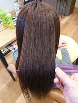 イロ(ilo)アイロンを使わない縮毛矯正 美髪縮毛矯正